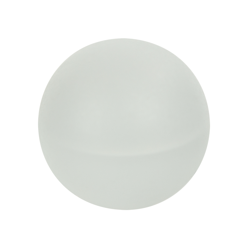 "1"" (25mm) Dia. Natural Polypropylene Floating Spheres"