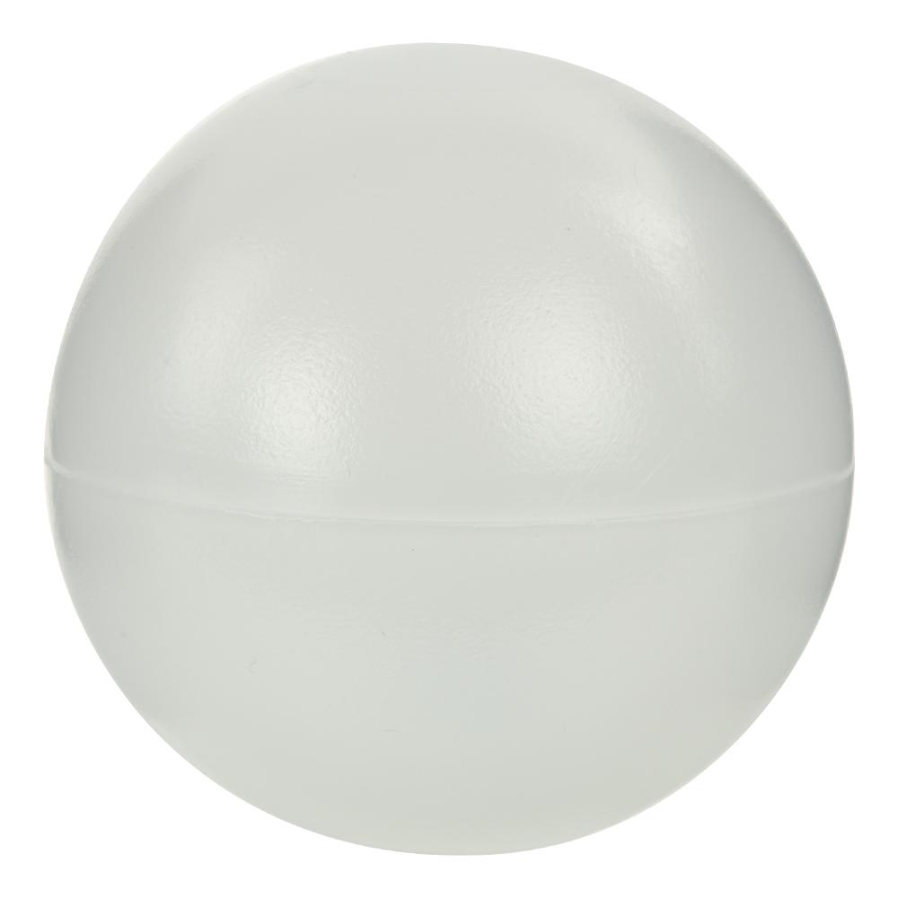 """2-3/4"""" (70mm) Dia. Natural Polypropylene Floating Spheres"""