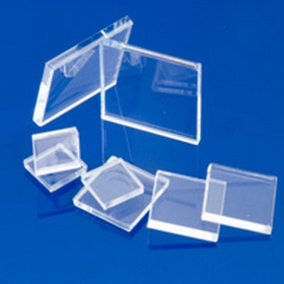 Clear Acrylic Squares