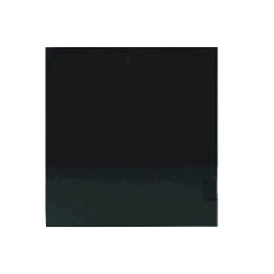 "1-1/4"" x 12"" x 12"" Black Acetron® GP Acetal Sheet"