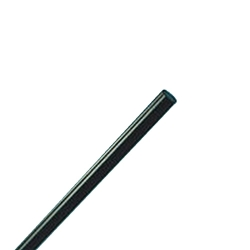 Black Acetron® GP Acetal Rod