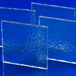 Lexan™ Protect-A-Glaze 90318 Pebble Finish Polycarbonate Sheet