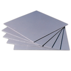 "1/8"" x 24"" x 24"" High Temperature CPVC Sheet"