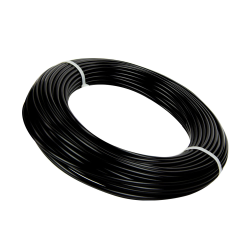 "3/16"" Black PP Round Welding Rod (approximately 92' per lb. coil)"