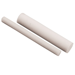 "1-1/8"" PTFE Virgin Grade Rod"