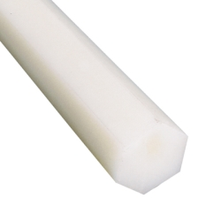 Quadrant Nylon 101 Hexagonal Bar (Annealed) Type 6/6