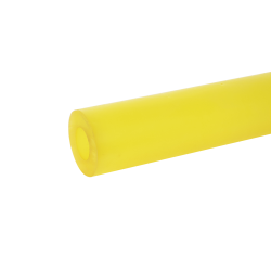Yellow 75A & Black 95A Polyurethane Precision Cast Tubes