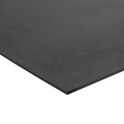 "1/4"" x 24"" x 24"" Black Polyurethane 95A Sheet"