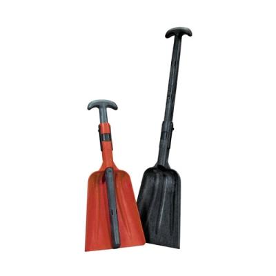Gray Emergency Shovel