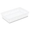 """Sterilite® Storage Tray - 9-3/4"""" L x 6-3/8"""" W x 2-1/8"""" H"""