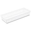 """Sterilite® Slim Storage Tray - 12-1/2"""" L x 5"""" W x 2-1/8"""" H"""