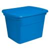"""Sterilite® 18 Gallon Aquarium Tote - 23-1/2"""" L x 18-3/8"""" W x 16-1/8"""" H"""