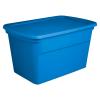 """Sterilite® 30 Gallon Aquarium Tote - 30-1/2"""" L x 20-1/4"""" W x 17-1/8"""" H"""