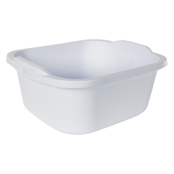 Sterilite® White Dishpans