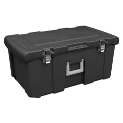 Sterilite® Footlocker Trunk