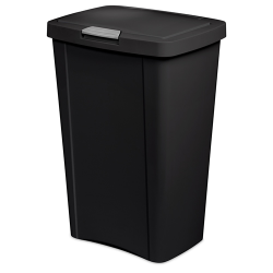 Sterilite® TouchTop™ Wastebaskets