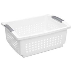 Sterilite ® Large Stacking Basket - 17-1/8