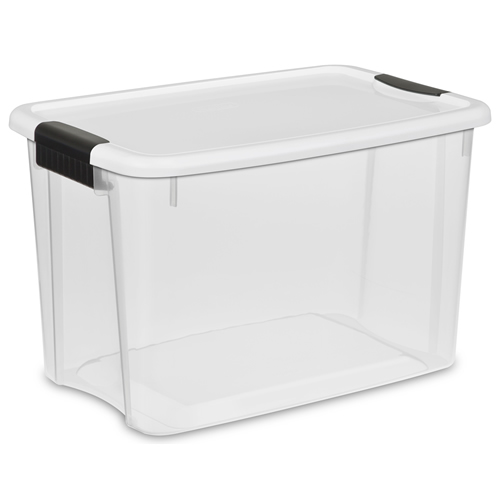 Sterilite® Ultra™ Clear Boxes