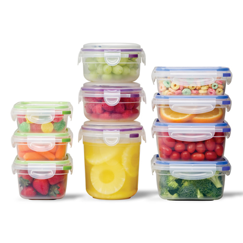 Sterilite® Ultra•Seal™ Food Storage Containers
