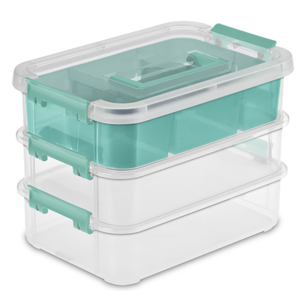 Sterilite® Stacking Bins