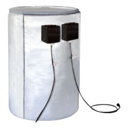 Full Coverage BriskHeat ® Heater for 55 Gallon Drum - 770Watts/120VAC