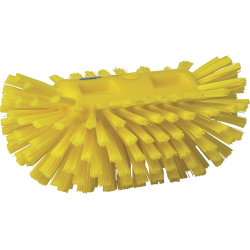 Yellow Vikan ® Hard Tank Brush
