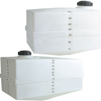 Total Drain Rectangular Tanks