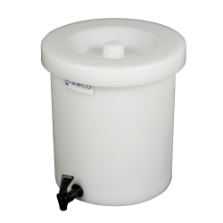 5 Gallon Tamco ® Crock with a Fast Draw Off Spigot