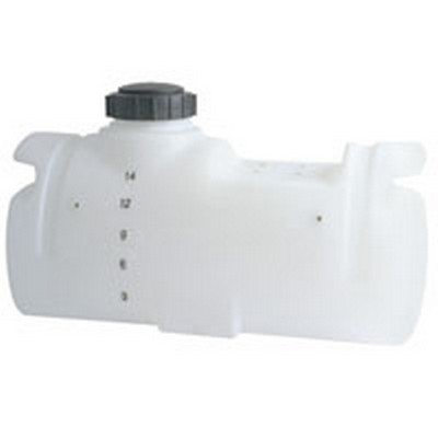 "14 Gallon Spot Sprayer Tank w/o Sump 14"" x 31"""