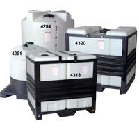 IBC Totes, Pallet Tanks & Accessories