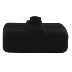 1 Gallon CARB/EPA Black Tank with 2.25 Neck (Cap Sold Separately)