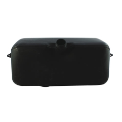 8 Gallon CARB/EPA Black Tank with 2.25 Neck (Cap Sold Separately)