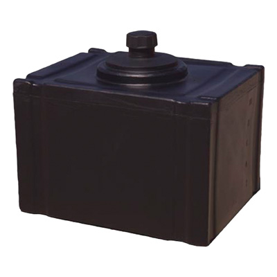 "12 Gallon Fuel Tank without Fitting - 18"" L x 14"" W x 12"" H"