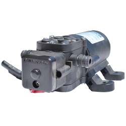 1 GPM 12v Demand Pump with Quick Disconnect Ports