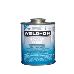 Pint Clear IPS ® Weld-On P-70™ PVC/CPVC Primer