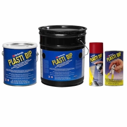 Plasti Dip® Aerosol & Liquid Synthetic Rubber Coating