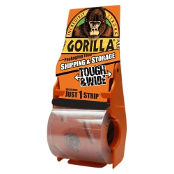 30 Yard Gorilla Packaging Tape Refill Rolls (Dispenser Not Included)