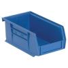 "Blue Quantum® Ultra Series Stack & Hang Bin - 7-3/8"" L x 4-1/8"" W x 3"" Hgt."