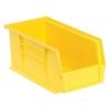 "Yellow Quantum® Ultra Series Stack & Hang Bin - 10-7/8"" L x 5-1/2"" W x 5"" Hgt."
