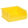 "Yellow Quantum® Ultra Series Stack & Hang Bin - 10-7/8"" L x 11"" W x 5"" Hgt."