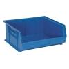 "Blue Quantum® Ultra Series Stack & Hang Bin - 14-3/4"" L x 16-1/2"" W x 7"" Hgt."
