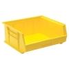 "Yellow Quantum® Ultra Series Stack & Hang Bin - 14-3/4"" L x 16-1/2"" W x 7"" Hgt."
