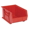"Red Quantum® Ultra Series Stack & Hang Bin - 16"" L x 11"" W x 8"" Hgt."