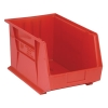 "Red Quantum® Ultra Series Stack & Hang Bin - 18"" L x 11"" W x 10"" Hgt."