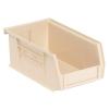 "Ivory Quantum® Ultra Series Stack & Hang Bin - 7-3/8"" L x 4-1/8"" W x 3"" Hgt."