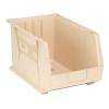 "Ivory Quantum® Ultra Series Stack & Hang Bin - 18"" L x 11"" W x 10"" Hgt."