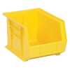 "Yellow Quantum® Ultra Series Stack & Hang Bin - 10-3/4"" L x 8-1/4"" W x 7"" Hgt."
