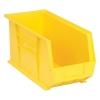 "Yellow Quantum® Ultra Series Stack & Hang Bin - 18"" L x 8-1/4"" W x 9"" Hgt."