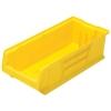 """23-7/8"""" L x 11"""" W x 7"""" Hgt. Yellow HULK Stack Bin"""
