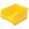 """23-7/8"""" L x 18-1/4"""" W x 12"""" Hgt. Yellow HULK Stack Bin"""